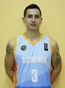 Profile image of Amiran AMIRKHANOV