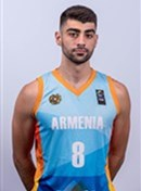 Headshot of Aram Serop Arslanian