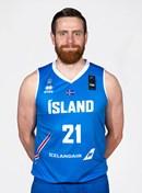 Headshot of Olafur Olafsson