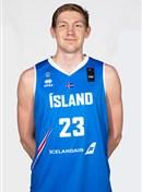 Headshot of Hjalmar Stefansson