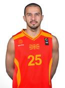 Headshot of Dimitar Karadjovski