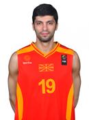 Headshot of Damjan Stojanovski