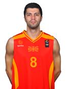 Headshot of Vojdan Stojanovski