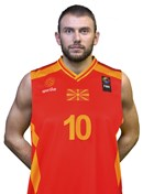 Headshot of Marko Simonovski