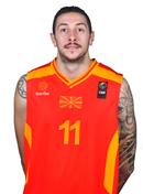 Headshot of Stojan Gjuroski