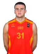 Headshot of Ljubomir Mladenovski