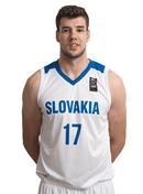 Headshot of Michal Cekovsky