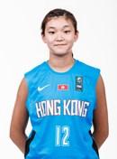 Headshot of Nok Yin Chan