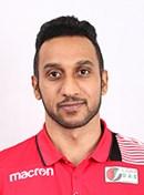 Headshot of Saleh Khalifa