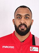 Headshot of Qais Omar Alshabebi