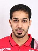 Headshot of Saeed Mubarak Rashed Mohamed Alajmani