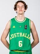 Kody Wade Stattmann Auss Profile Fiba U18 Asian Championship