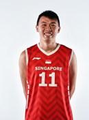 Headshot of Larry Hua Sen Liew
