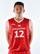 Headshot of Shengyu Lim