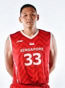 Headshot of Kenneth Bing Hong Low