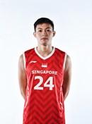 Headshot of Qing Huang Toh