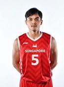 Headshot of Wei Long Wong