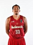 Headshot of Arki Dikania Wisnu