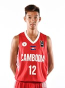 Headshot of ASEAN SAM VEASNA