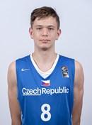 Ondrej HANZLIK (CZE)'s profile - FIBA U18 European Championship Division B  2019 - FIBA.basketball