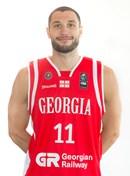 Profile image of Vakhtangi GAPHRINDASHVILI