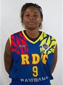 Headshot of Natacha Mambengya Teba