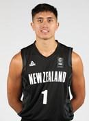 Headshot of Reuben Te Rangi