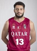 Headshot of Omar Mohamed A M Saad
