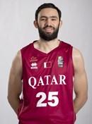 Headshot of Khaled Mohamed Abdelbaset