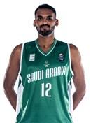 Headshot of Mohammed  Alsuwailem