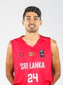 Headshot of Sasindu Gajanayake