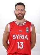 Headshot of Sharif Al Osh