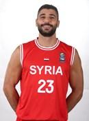 Headshot of Tofek Saleh