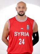 Headshot of Amer Alsati