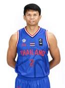 Headshot of Wattana Suttisin