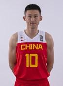 Headshot of Peng Zhou