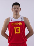 Headshot of Chuanxing Liu