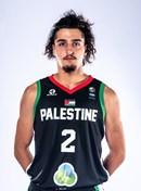 Headshot of Elias A M Sawalha