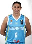 Headshot of Shaim Kuanov