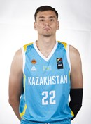 Headshot of Askar Maidekin