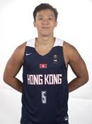 Headshot of Alfred Lut Yiu Wong