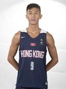 Headshot of Yee Fu Chan
