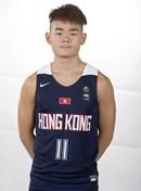 Headshot of Chung Yu Chan