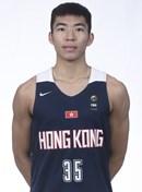 Headshot of Yiu Pong Yip