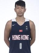 Headshot of Chun Kit Ip