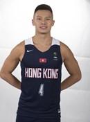 Headshot of Kin Fung Ray Chiu