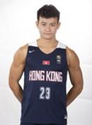 Headshot of Tsz Fung Yeung