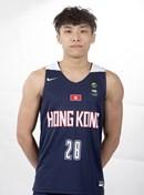 Headshot of Ka Pak Tung