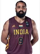 Headshot of Vishesh Bhriguvanshi