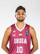 Headshot of Rajeev Kumar